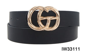 LEAN TWIST GO BUCKLE BELT