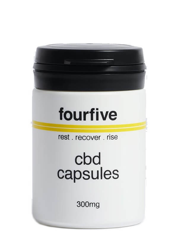 Copy of FourFive Capsules 300mg (30-capsules)