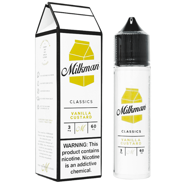 Vanilla Custard by The Milkman