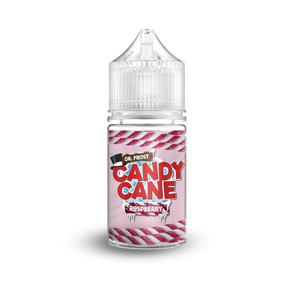 Candy Cane - Raspberry by Dr. Frost (25ml Shortfill)