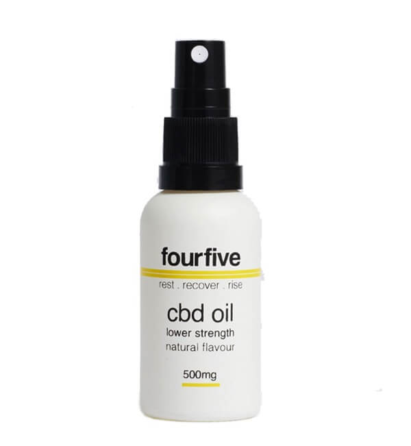 FourFive CBD Oil 30ml – Natural