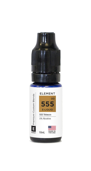 555 Tobacco By Element Traditional Series