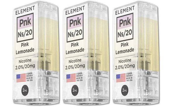 Element NS20 Pods Pink Lemonade