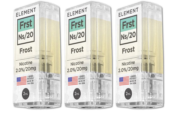 Element NS20 Pods Frost