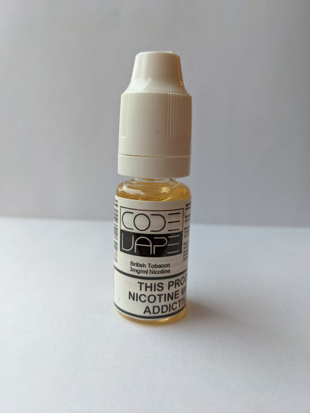 British Tobacco 10ml