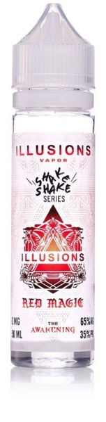 Red Magic 50ml By Illusions