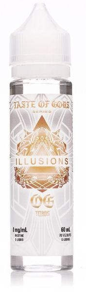 Taste of Gods, OG 50ml by Illusion