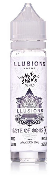 Taste of Gods, X 50ml By Illusions