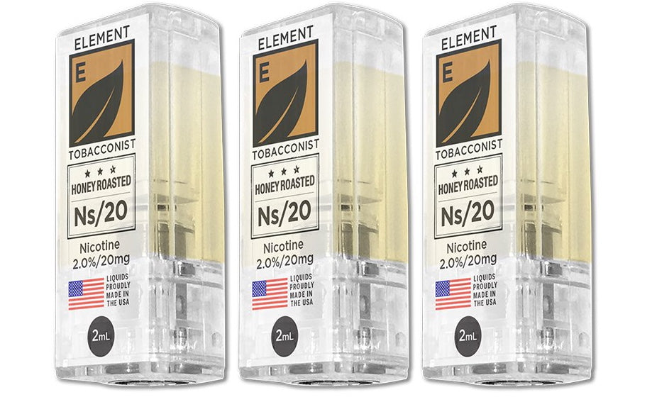 Element NS20 Pods Honey Roasted Tobacco