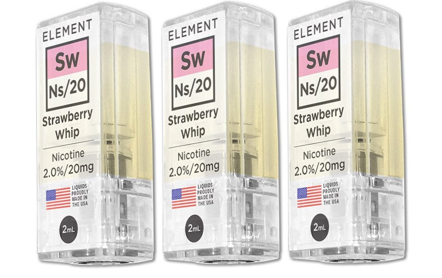 Element NS20 Pods Strawberry Whip