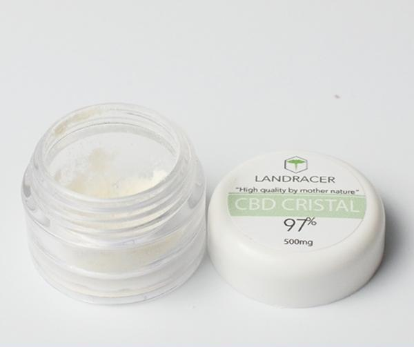 CBD Crystal by Land Racer