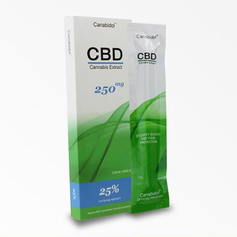 Canabidol CBD Concentrated Extract (1ml)
