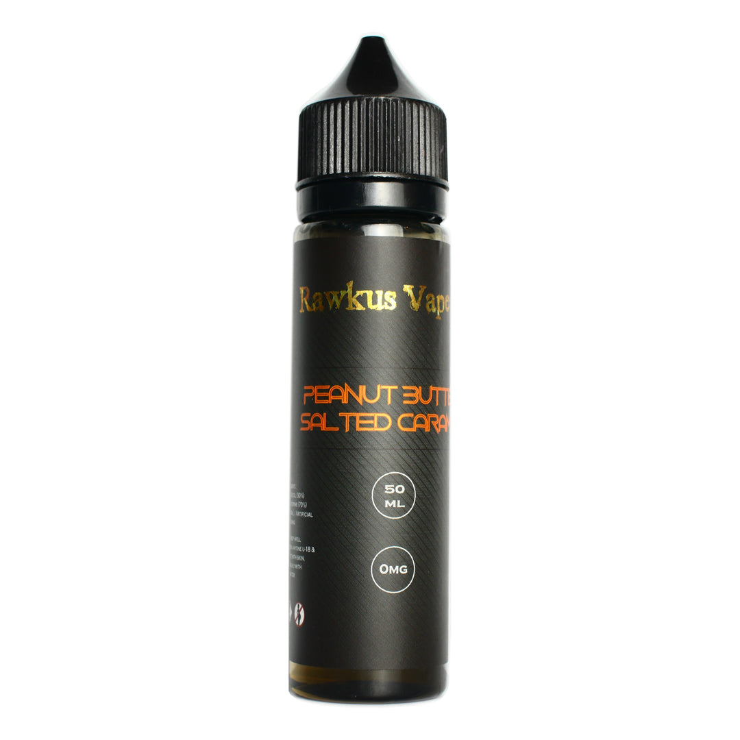 Peanut Butter Salted Caramel by Rawkus Vape Co