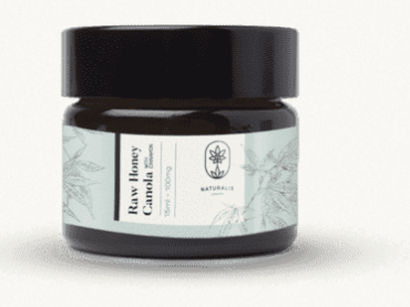 Naturalis London - Raw Canola Honey 15ml 100mg CBD
