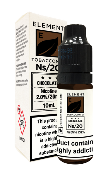 Element NS20 Chocolate Tobacco