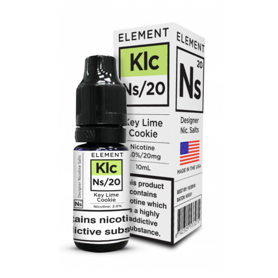 Element NS20 Key Lime Cookie