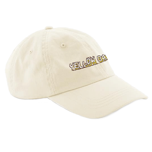 YELLOW DAYS LOGO BEIGE CAP