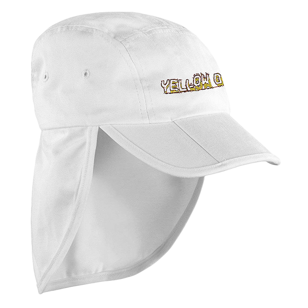 YELLOW DAYS LOGO LEGIONARIES WHITE CAP