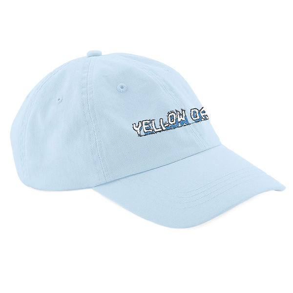 YELLOW DAYS LOGO BLUE CAP