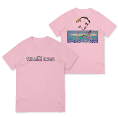 HARMLESS MELODIES PINK T-SHIRT