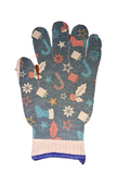 Holiday Running  Gloves - Happily Running