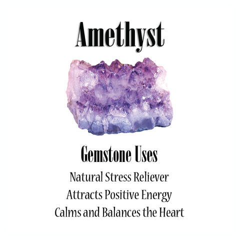 Three common metaphystical powers of Amethyst