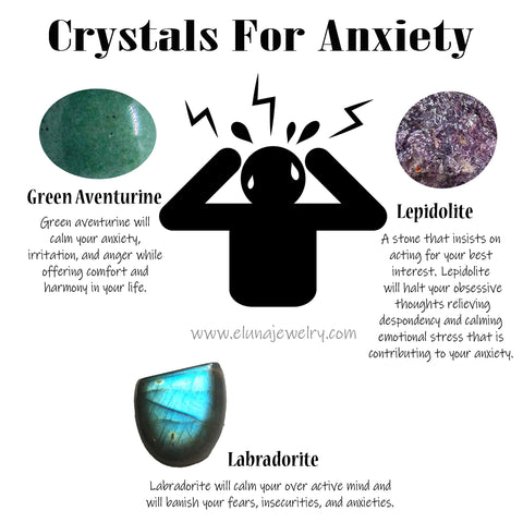 The Best Crystals to Combat Anxiety