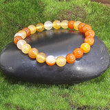 Carnelian Healing Bracelet for Success