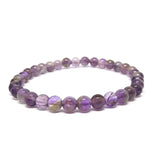 Amethyst Healing Bracelet for Stress and Cravings