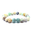 Amazonite Gemstone Healing Bracelet For Harmony - Eluna Jewelry