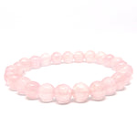 Rose Quartz Healing Bracelet for Unconditional Love