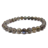 Labradorite Healing Bracelet for Protection and Understanding - Eluna Jewelry