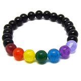 The Chakra Balancing Bracelet for Protection and Grief - Eluna Jewelry