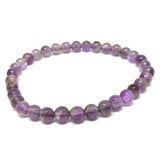 Amethyst Healing Bracelet for Stress and Cravings 2