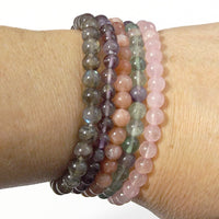 Stacked Healing Bracelets 2