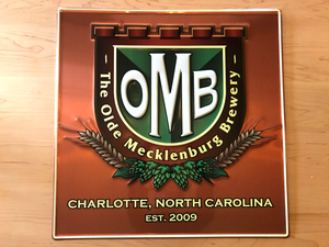 "OMB Sign 24"" x 24"""