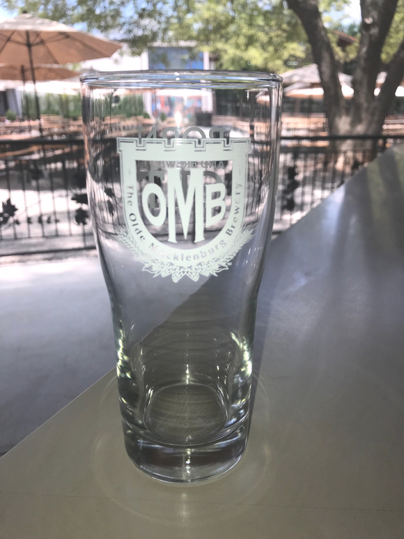 American Pint Glass