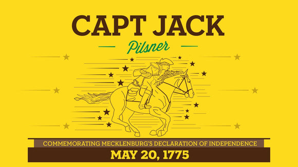 3rd Annual Captain James Jack Dinner Ticket