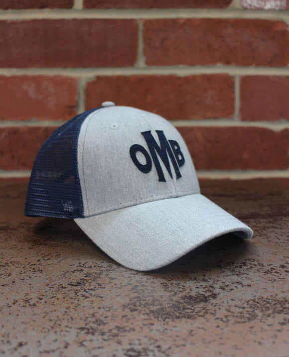 Navy OMB Trucker Hat