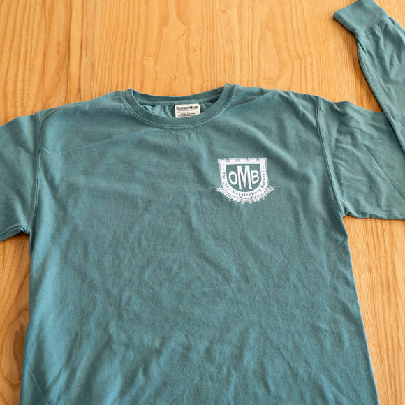 Long Sleeve T (Unisex) - Cypress Green