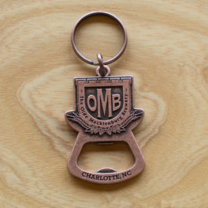 OMB Keychain Bottle Opener