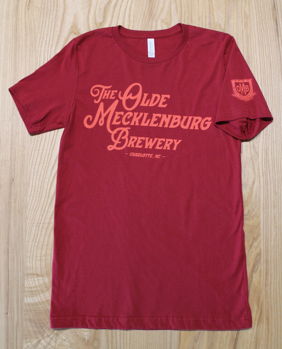 Red Script T-shirt