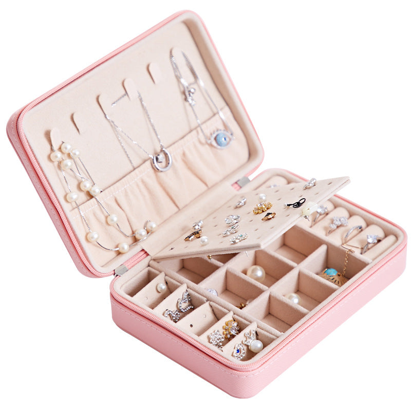 Medium Travel Organization Box - LoobanysJewelry