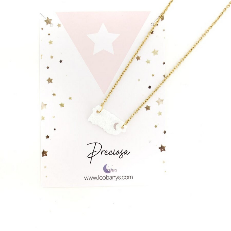 PRECIOSA necklace - LoobanysJewelry
