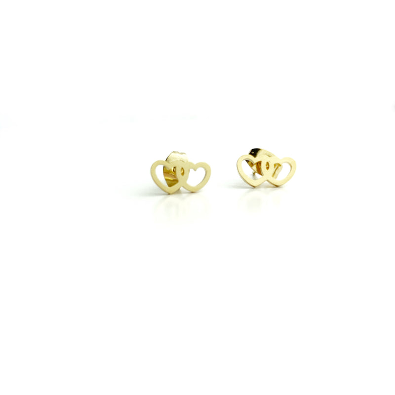 Double Side Earring Stud - LoobanysJewelry