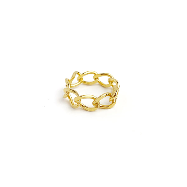 Like Chain Ring - LoobanysJewelry