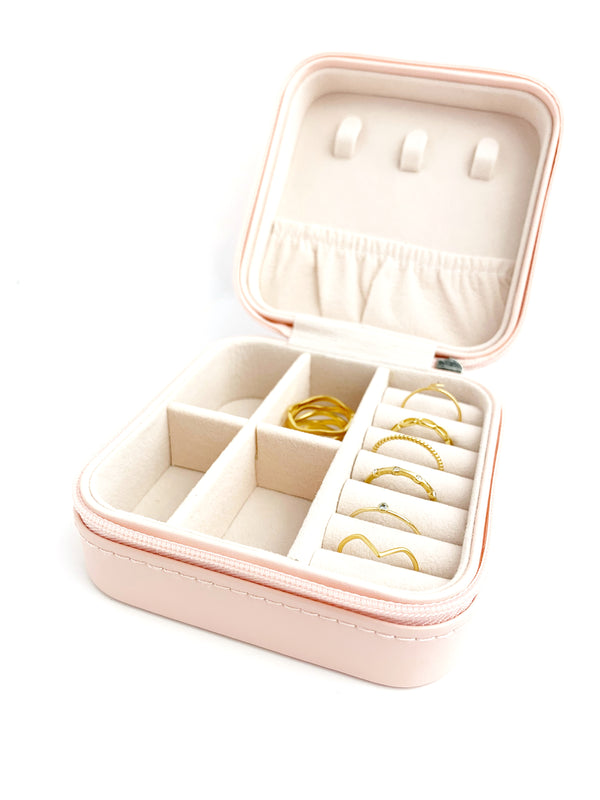 Small Travel Organization Box - LoobanysJewelry
