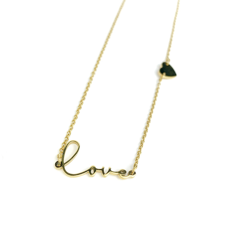 Love Necklace Purpose Collection - LoobanysJewelry