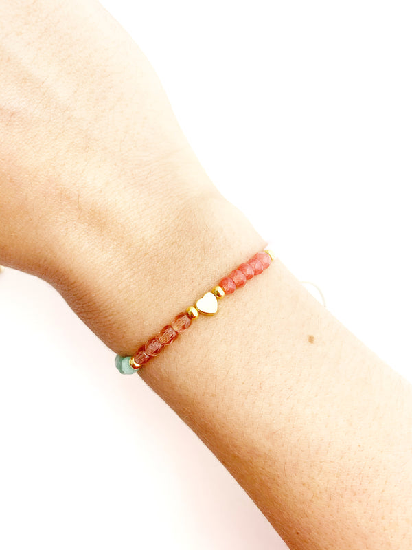 Colorful Adjustable thread Bracelet - LoobanysJewelry