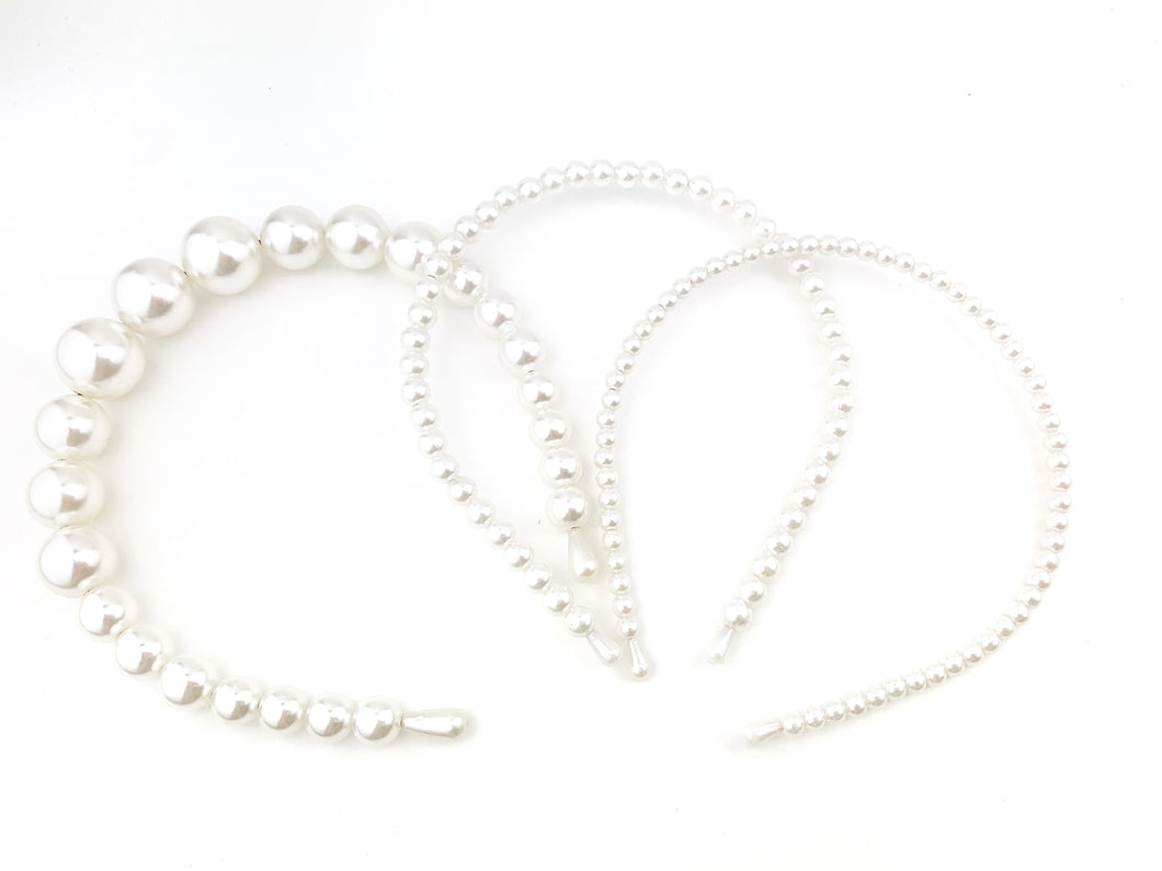 Pearl Bead Head bands
